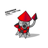 Squidron by k-hots