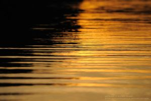 Ripples of Sunset by 8TwilightAngel8