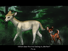 Bambi - Many questions by Ninchiru