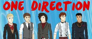 One Direction by ssj2girl