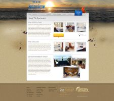 Mollymook Seaview Detail Page by scottrichardson