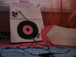 Tutorial: Delic's headphones and gramophone by SmilingBlackFox