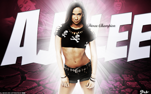 AJ lee Wallpaper by JrbDesign