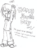 Youth Day 2007 by QwithoutA
