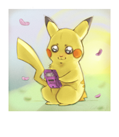 enjoy your gameboy by CatherineSt