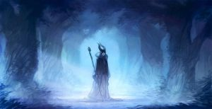 Maleficent: The Forest by nicholaskole