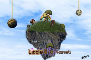Little Big Planet wallpaper by Ahmed7193
