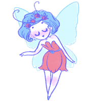 fairy by mayakern