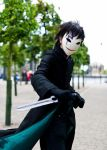 Hei - Darker than black. by BleedingNeko
