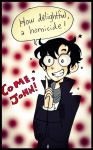 {Sherlock} Like a kid on Christmas morning by MissBrillig