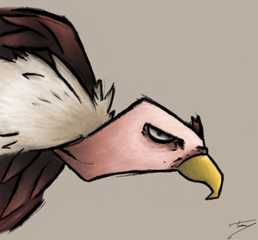 Vulture by 66VI