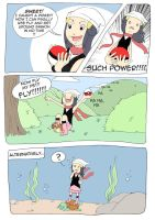 Problems with pokemon by kangel