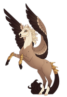 Commission | Design for ThrutheOcean IV by Queerly