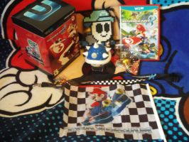 Stuff from Mario Kart 8 Event at Nintendo World by MarioSimpson1