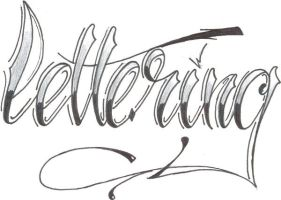 lettering OG by GeertY