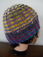 Cabled Children's Hat by holls