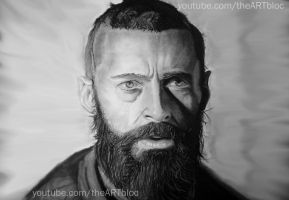 Les Miserables - Jean Valjean by theARTbloc