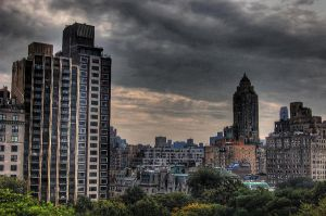 New York Skyline 1 by Luthienmisery29