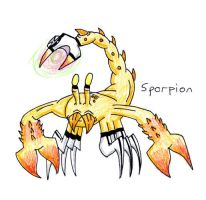 3. Sporpion by JakRabbit96