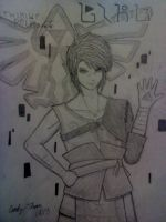 Carrier of the Triforce of Courage by Coremean