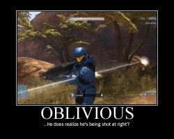 Oblivious by ODST-Training