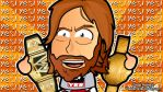 Daniel Bryan WWE World Champion - Chibi Wallpaper by kapaeme