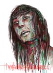 Vic Fuentes by SlicedBerry-Pro