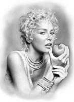 SHARON STONE by 093374