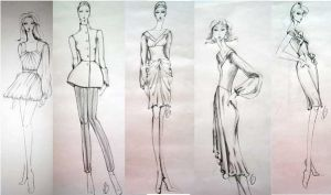 working sketches by vthorpe