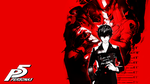 Persona 5 Wallpaper by CrossXAce