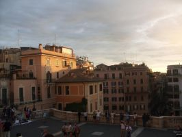 piazza di spagna3 by MartieRM