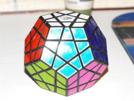 Dodecahedron by Shift-ing