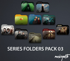 Series Folders Pack-03 by musicopath