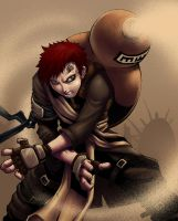 gaara... by DXSinfinite