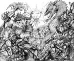 RIFTS Demon Vs Heroes by ChuckWalton