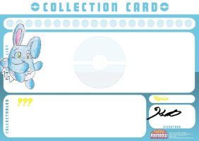 .:It's a Collection Card!!!:. by CreamPuff-Pikachu