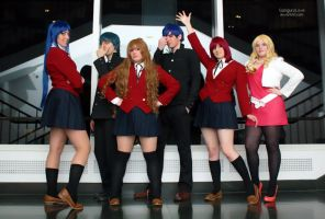 TORADORA! by EnchantedCupcake