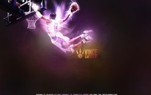 Vince Carter by Akjeter