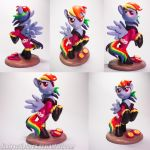 :Commission: Element of Disloyalty by dustysculptures
