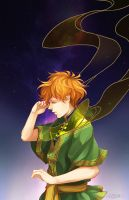 Tears of a little prince by dr-jiin