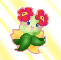 Bellossom by Clinkorz