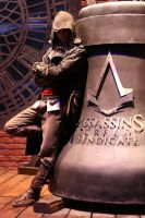 Time's up ! AC Syndicate / Jacob Frye Cosplay by KADArt-Cosplay