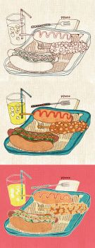 Food - Hot Dog by PPOMO