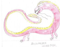Monster Files #14. Chinese Dragon by ScarletSpike