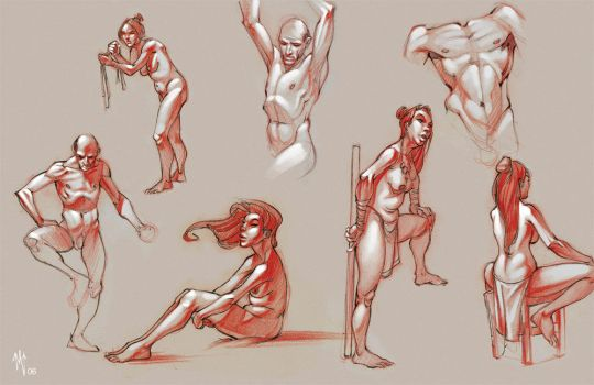 extra life drawing class by ZurdoM