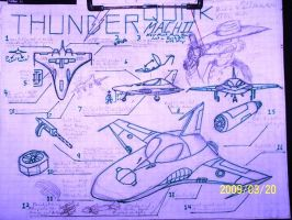Thunderquak mach II rough by coonk9