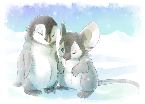 [TFM] Penguins by AidenMonster