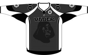 The Vader Jersey by Noobsaucess