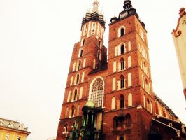 Cracow 2 by L-JustinePhotography
