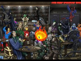 The Red Dwarf Bar by lancea